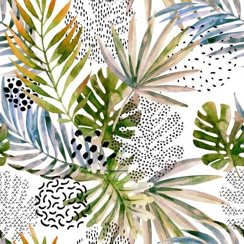 abstrakcjonistyczna-palma-monstera-liscia-bezszwowy-wzor