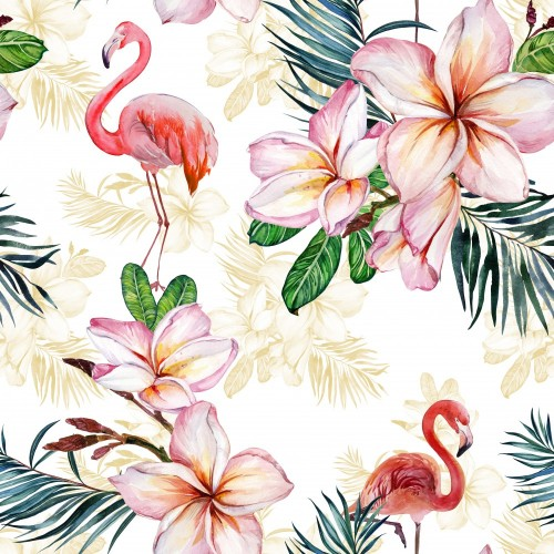 flamingi-w-kwiatach