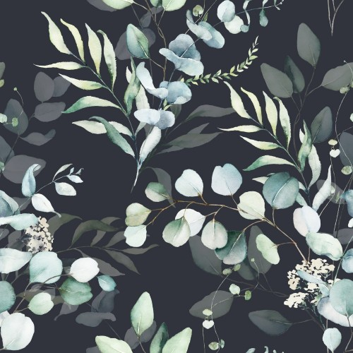 bezproblemowa-akwarela-kwiatowy-wzor-kompozycja-zielonych-lisci-i-galezi-na-czarnym-tle-idealna-na-opakowania-tapety-pocztowki