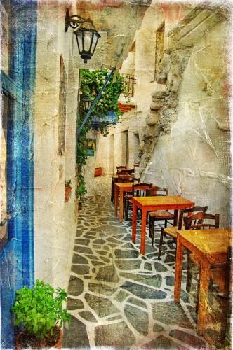 tradycyjna-grecka-tawerna-obraz-artystyczny