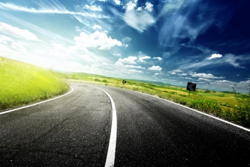 droga-asfaltowa-w-toskanii-we-wloszech
