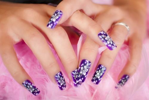 hands-nail-art