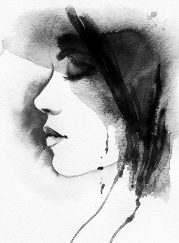 portret-kobiety-abstrakcja