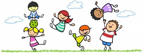 smiech-dzieci-w-ruchu-w-przyrodzie