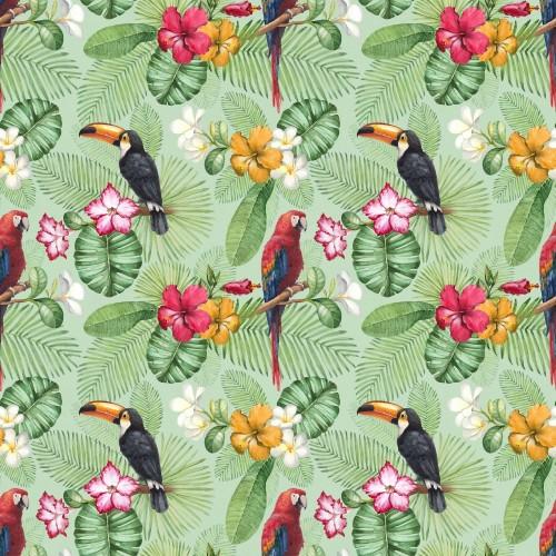 akwarela-tukan-i-papuga-bezszwowy-wzor