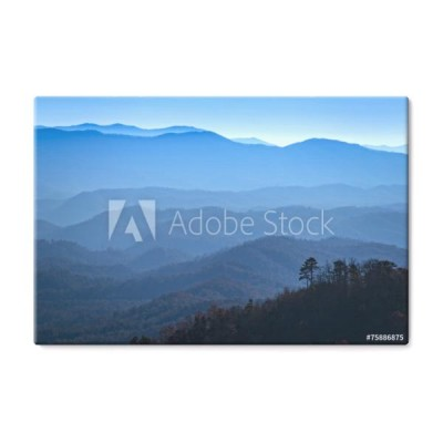 park-narodowy-great-smoky-mountains-widok-z-look-rock
