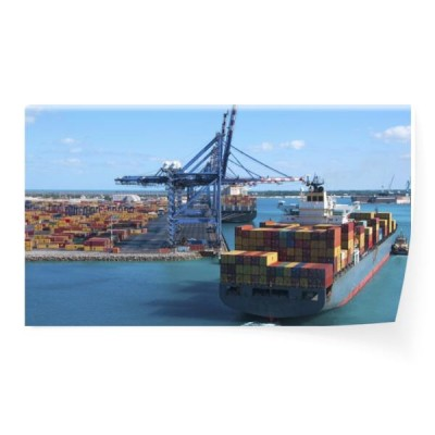 container-port-ship