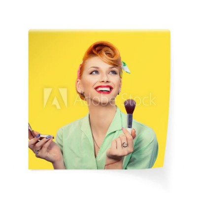 wizazysta-pin-up-style-holding-make-up-tools